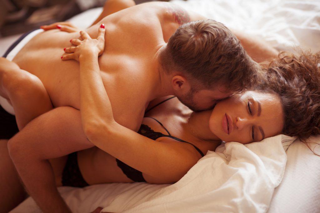 Having sex couple